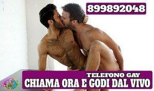Linea erotica con gay